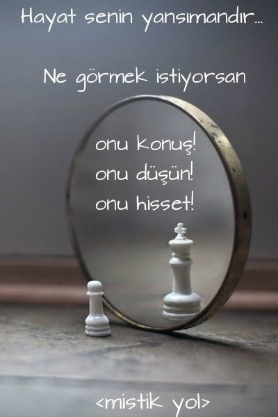 Mistik Yol Mistikyol Life Quotes To Live By Cool Words Motivational Words
