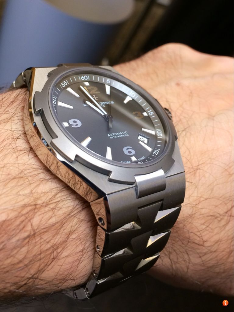Vacheron Constantin - Overseas, ref. 47040/000W-9500 ...