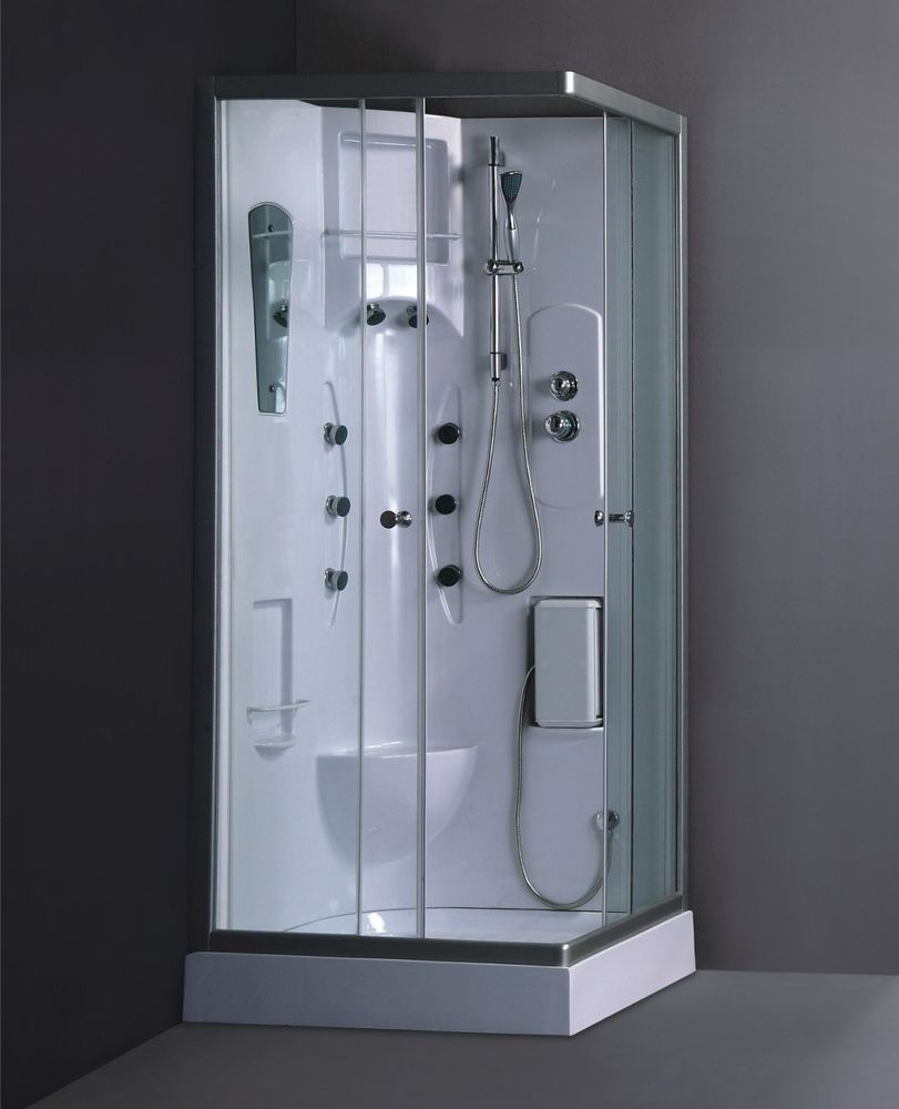 Szy 39 Shower Enclosure Pre Plumbed With Shower Head And