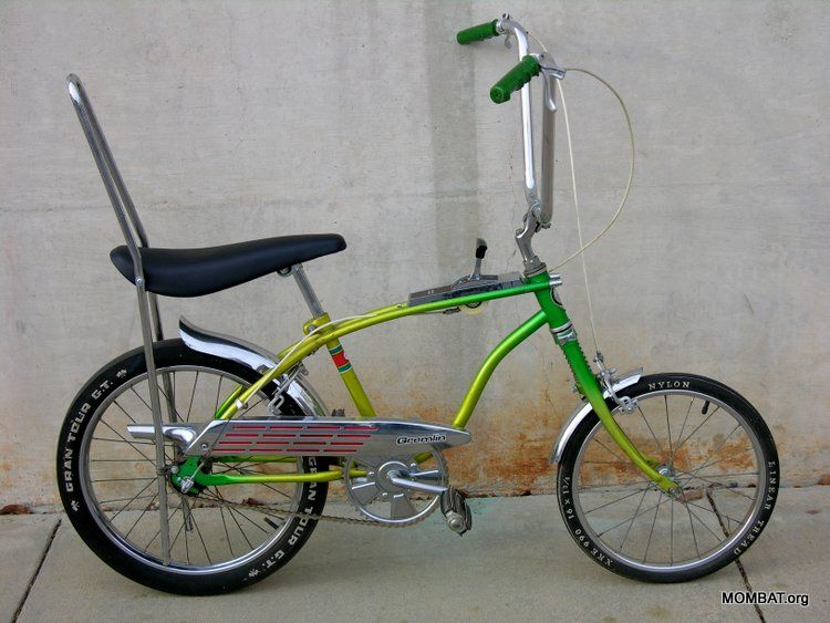 Sears gremlin with the success of the schwinn stingray for 70 bike decoration