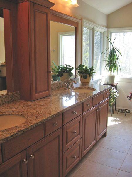 Cincinnati Remodeler Completes Master Bathroom Renovation - Angie's list bathroom remodeling