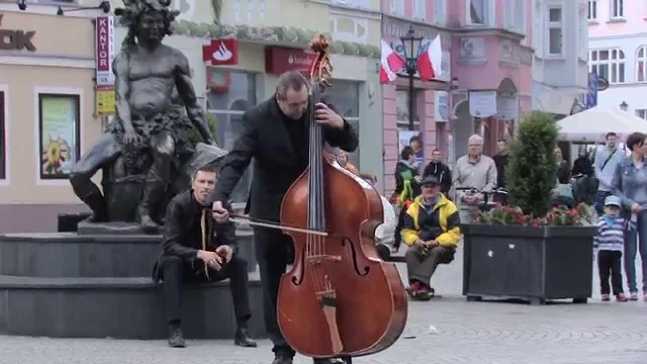 Edvard Grieg, Flash Mob,