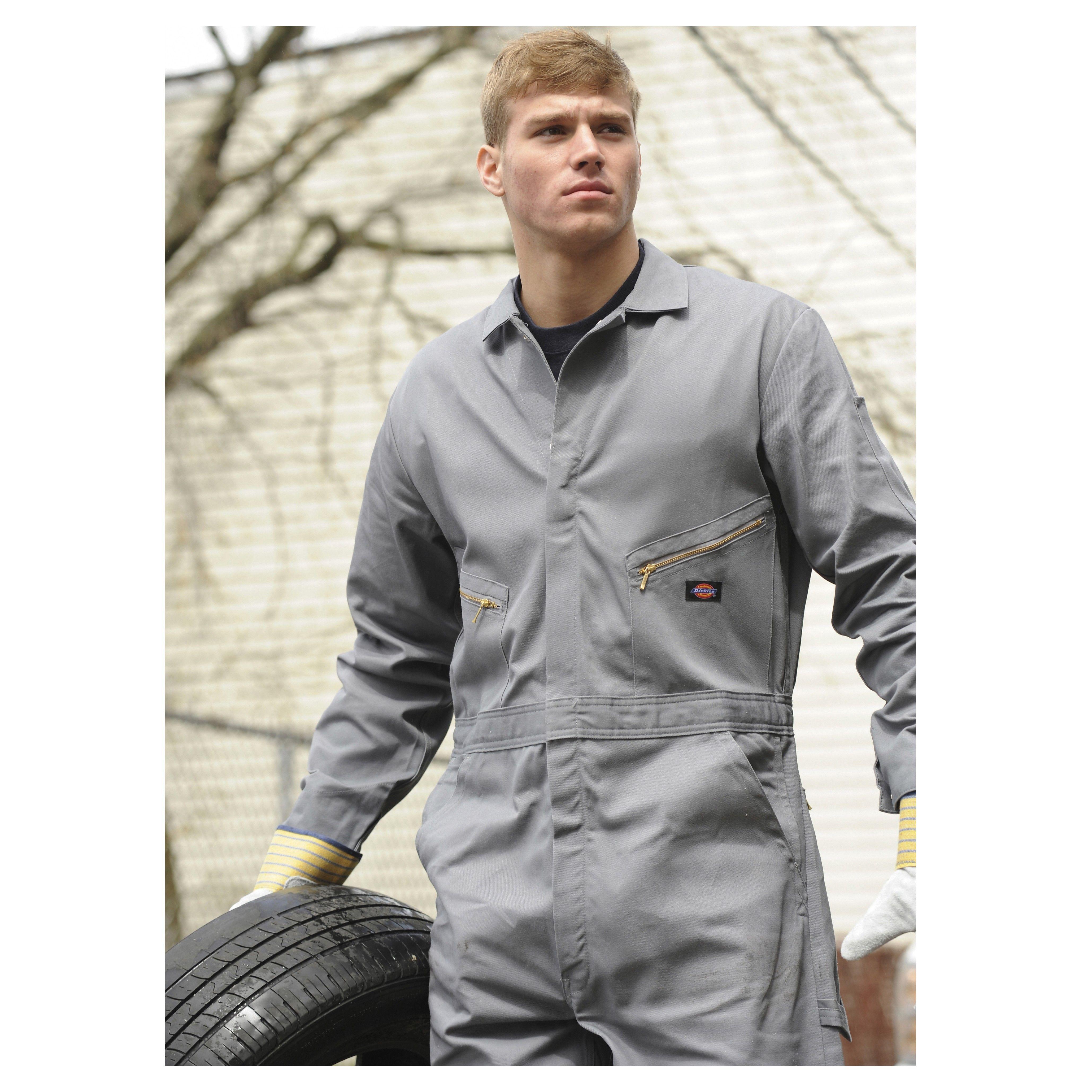 c138dda5b1f Dickies Men s Deluxe Cotton Coveralls - 48700