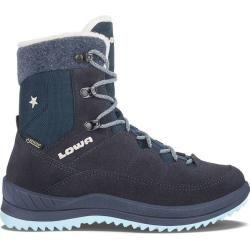 Lowa Kinder Schuh Calcetina Gtx® Mid, Größe 31 In Grau LowaLowa
