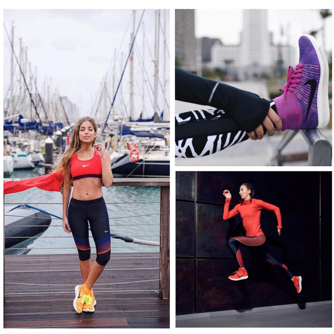 Nike Flyknit Lunarepic Para Mujer Zapatillas Deportivas