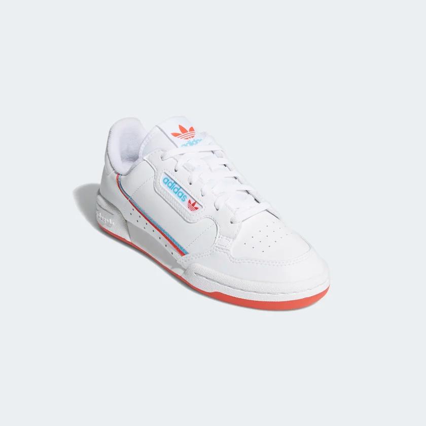adidas originals continental 80's scarpe da ginnastica in blue