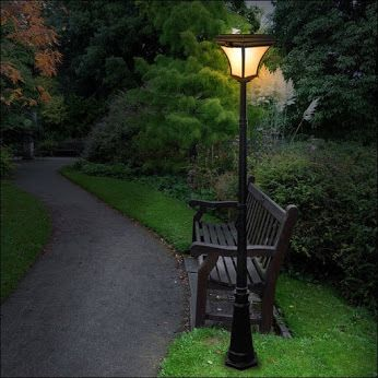 Marcia Guintter Google Eclairage De Jardin Lampadaire Jardin