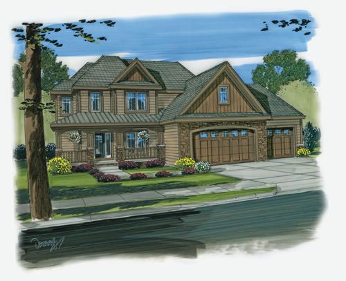 Castleberry Plans Only At Menards Country Style House Plans Farmhouse Style House Plans Craftsman House Plans
