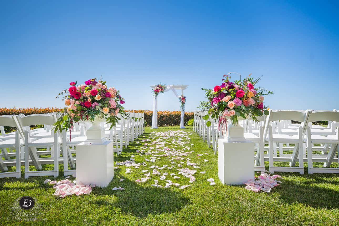 Hilton Garden Inn Carlsbad Beach Weddings San Diego