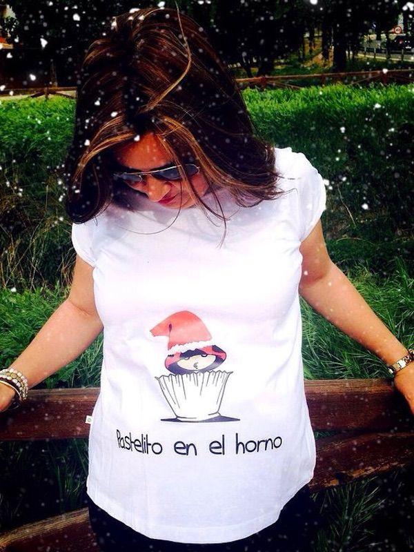 1bae94683 17 camisetas creativas para embarazadas que son geniales  embarazadas   camisetas  creatividad  embarazo
