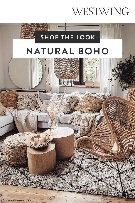 SHOP THE LOOK - Natural Boho