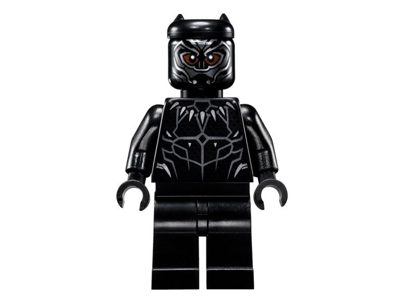 T\'Challa (BLACK PANTHER) | Earth 13122 | Infinity War | Lego Marvel ...