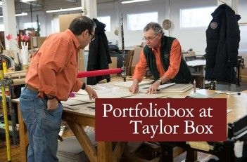 Learn about our latest handmade portfolio as well as the history and philosophy of portfolio making at Portfoliobox