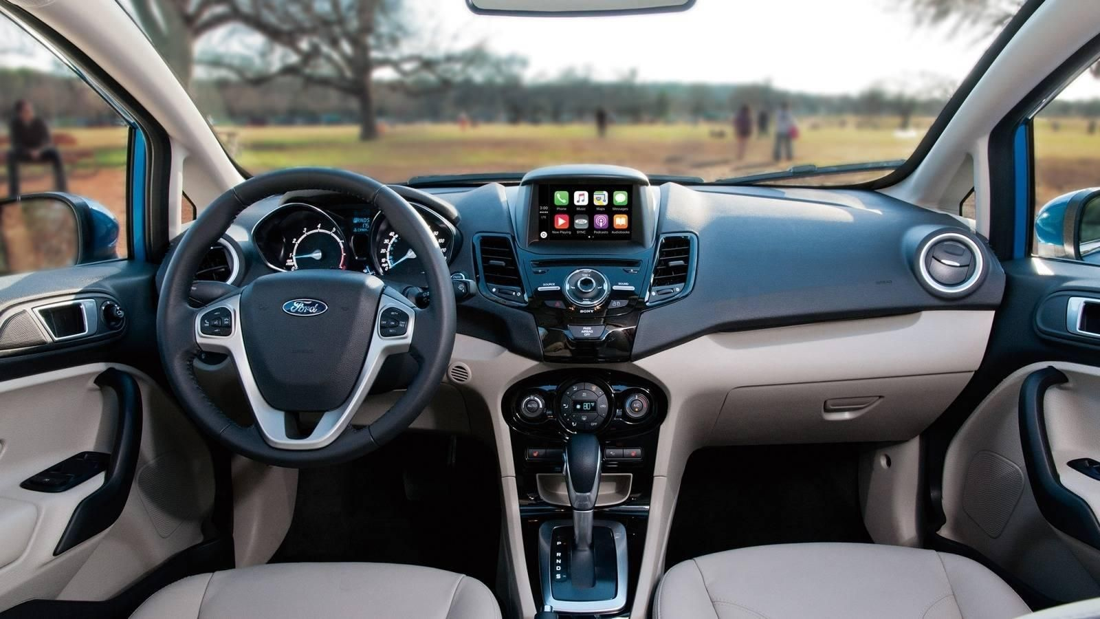 2018 Ford Fiesta Review Ratings Edmunds With 2018 Ford Fiesta