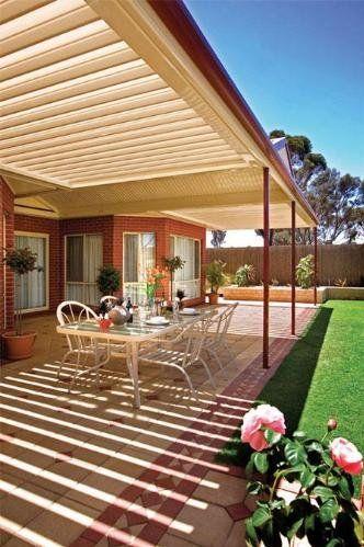 veranda or patio