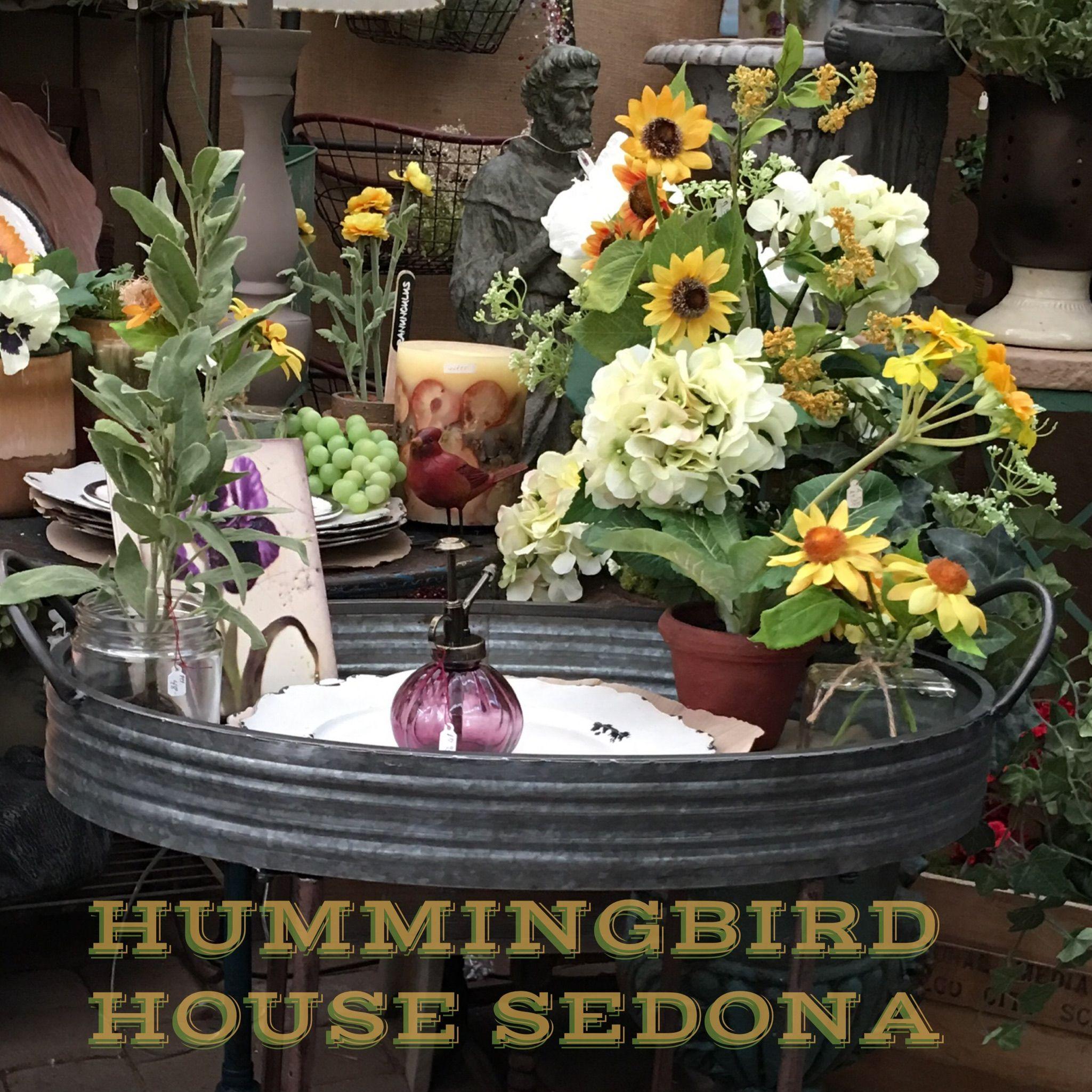 Home Decor And Inspiration Hummingbird House Sedona