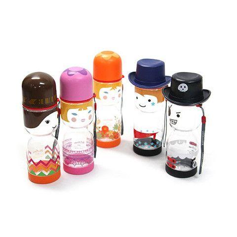LOCK&LOCK, Bisfree World Collection BPA-free Water Bottle