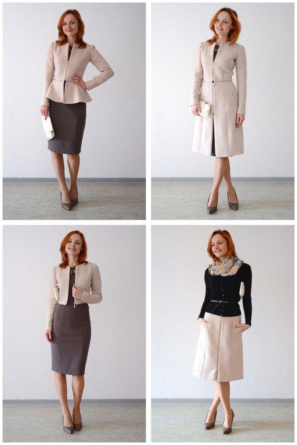 Patrones de costura patrones de la capa chaqueta patrones by ...