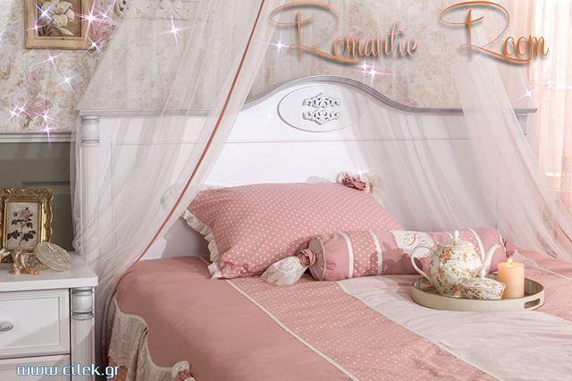 b68a8bba45b Ένα υπέροχο ρομαντικό δωμάτιο για κορίτσια δείτε όλο το δωμάτιο στο  www.cilek.gr
