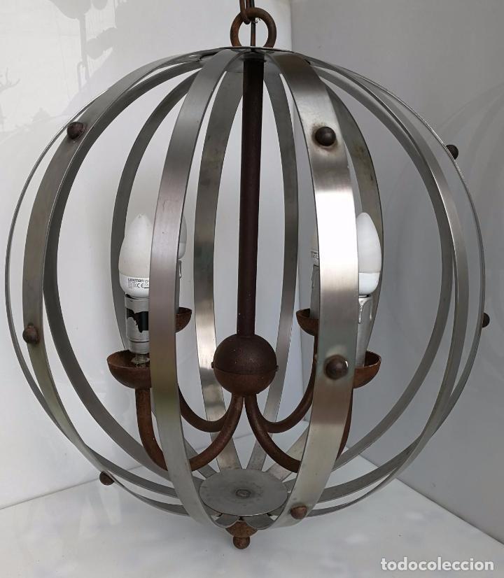 Resultado de imagen para diseños lamparas de metal Lamparas