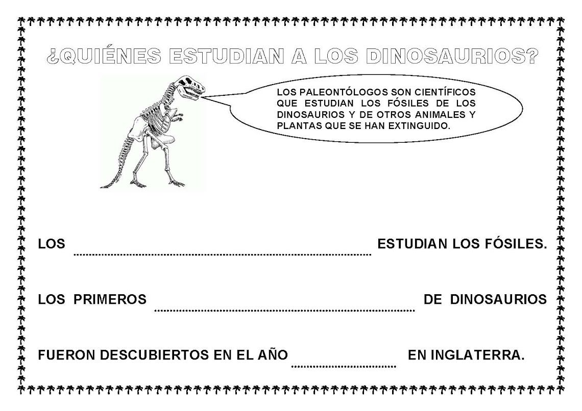 CONOCIMIENTOS+VARIOS_Página_6.jpg (1140×806) | Dinosaurios ...