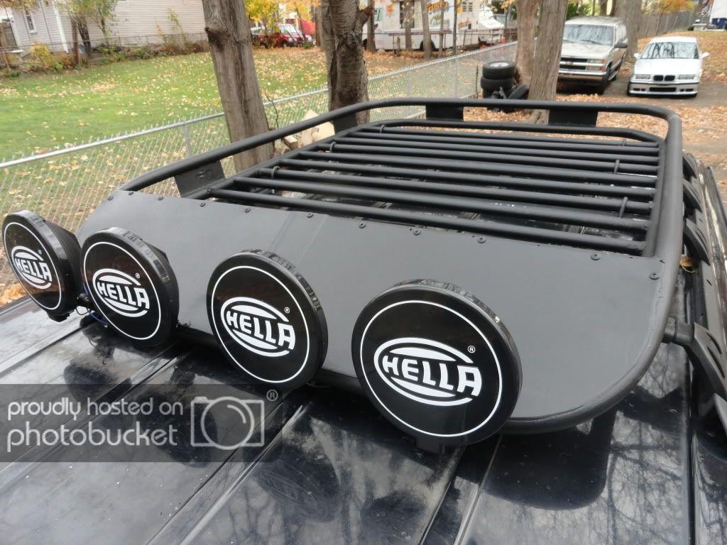 Build Your Own Roof Rack For 70 Jeepforum Com Truck Roof Rack Roof Rack Car Roof Racks