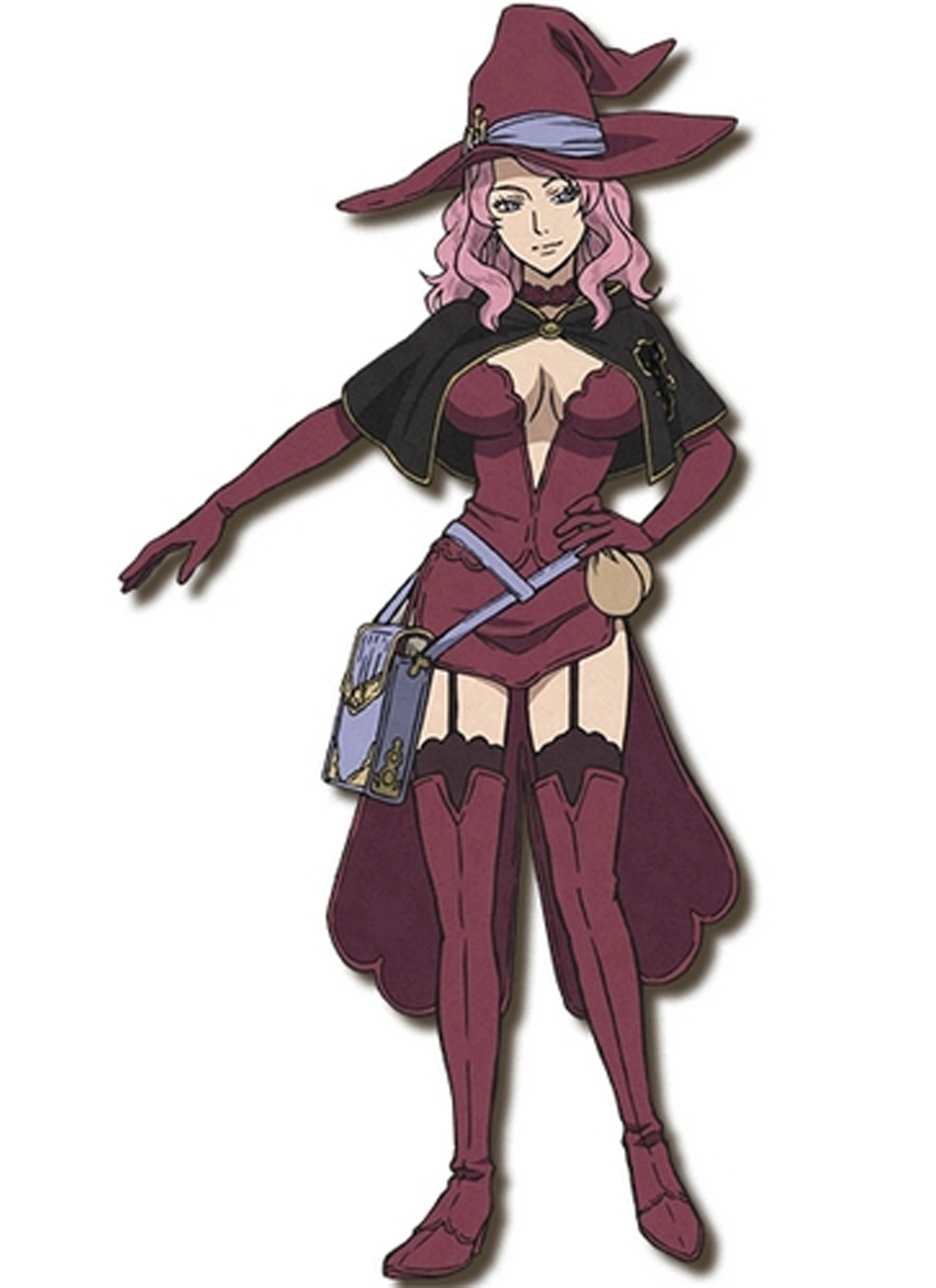 Vanessa Black Clover Anime Black Bull Queen Anime