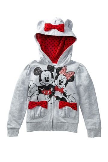 7c7ccdd756f3c Minnie Mouse Hoodie (Toddler & Little Girls) by Disney on @HauteLook. Minnie  Mouse Child's Hoodie Little Girl Fashion ...