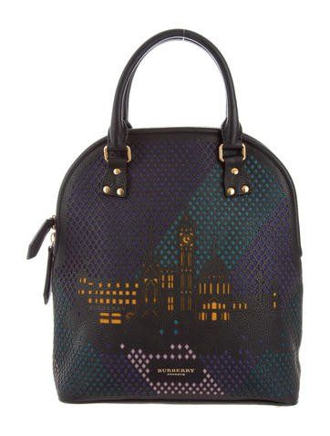 Burberry Prorsum Laser Cut Bloomsbury Bag  c90e033495704
