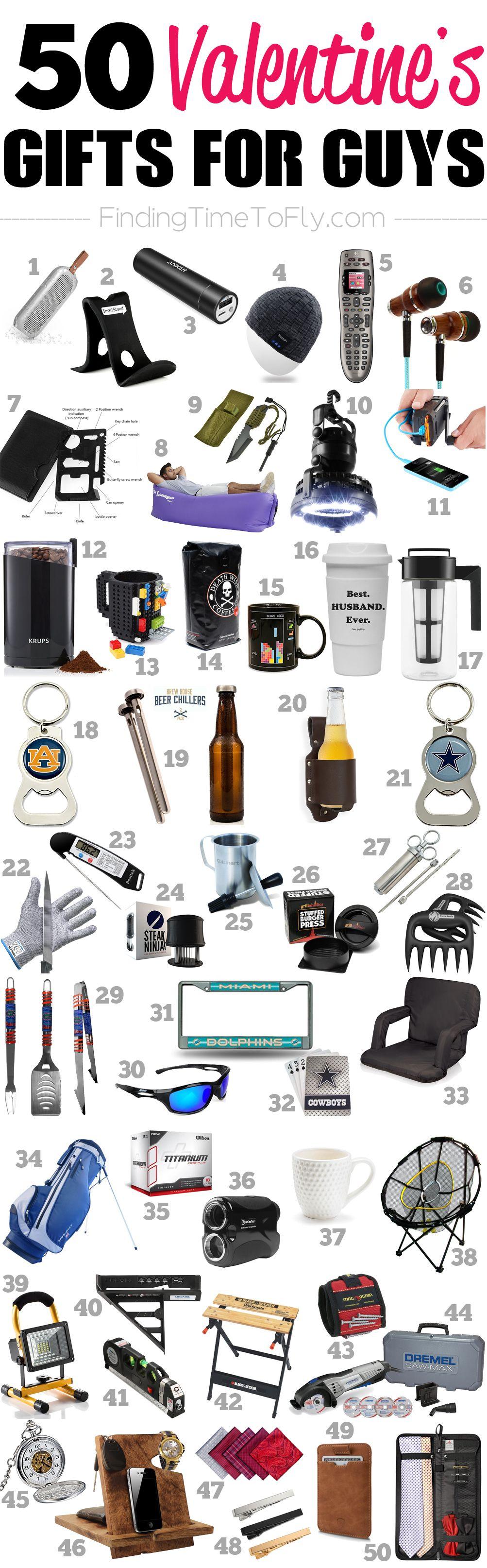 50 Gifts for Guys for Every Occasion | Geschenkideen, Geschenk und ...