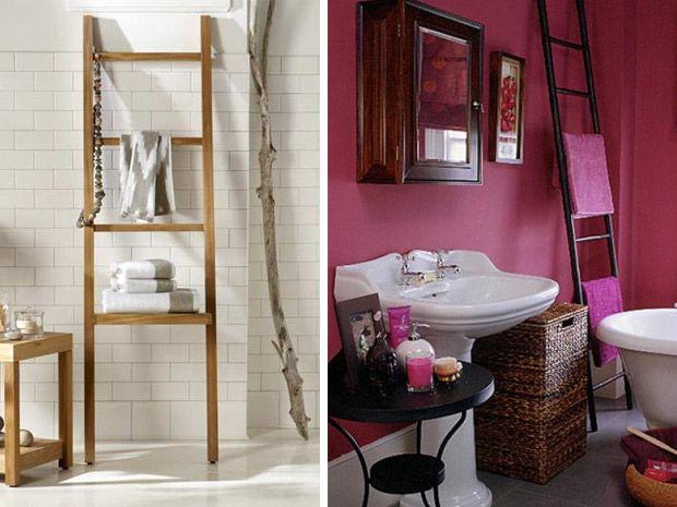 Il portasciugamani fai da te - Rubriche - InfoArredo - Arredamento e Design per la tua casa ...