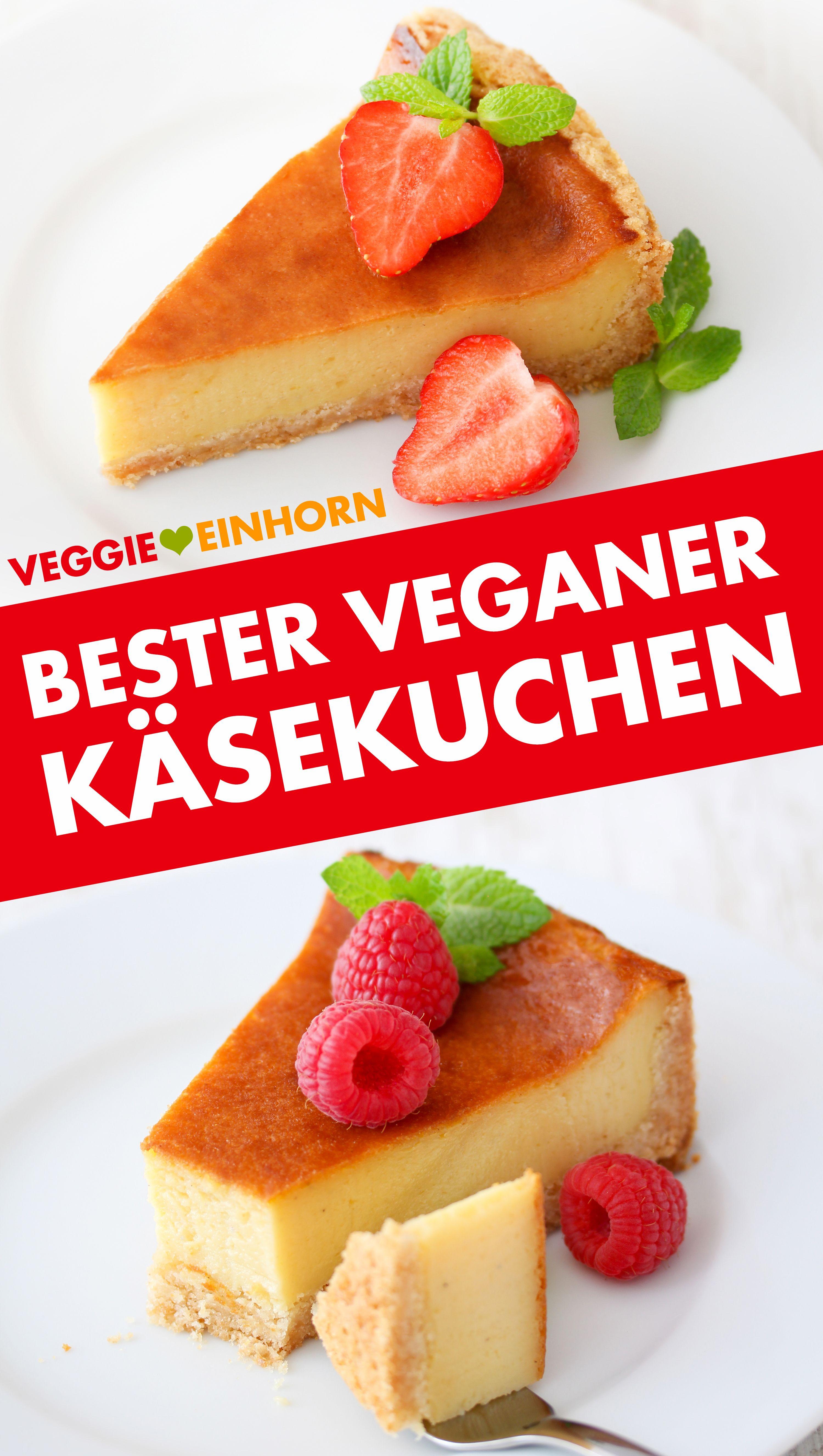 Der beste vegane Käsekuchen ▶ Einfaches Rezept, das immer gelingt ▶ Alle Gäste lieben diesen Kuchen #simplecheesecakerecipe