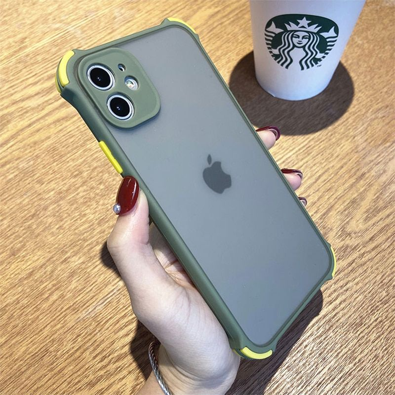Camera protection bumper phone case for iphone 11 11 pro