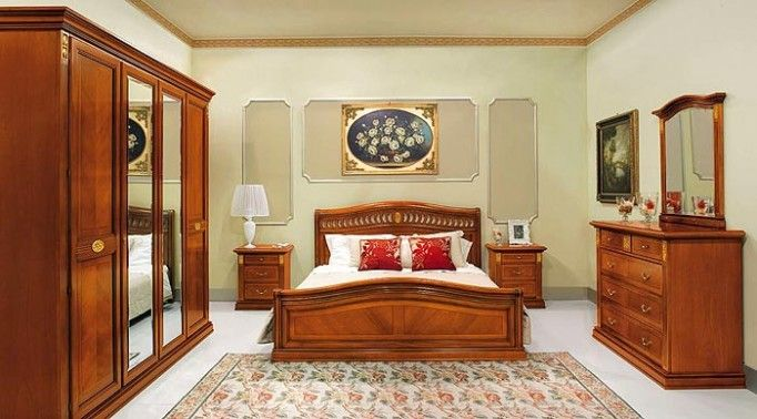 Chambre A Coucher En Bois De Rose | Meubles de style | Pinterest