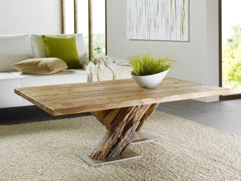 Brilliant Couchtisch Holz Massiv Das Beste Von Von Henke Aus Teak - Altholz In