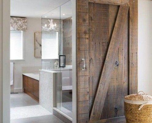 Porta Scorrevole con pannelli in vetro o legno