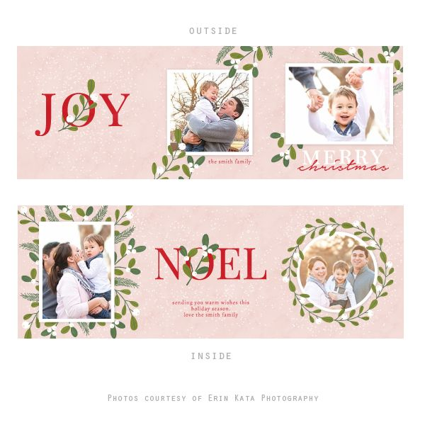 Joy Praise Trifold 5x5 Christmas Card Baby Announcement Offered Through Jen Boutet Holiday Photo Cards Template Folded Holiday Cards Christmas Card Design