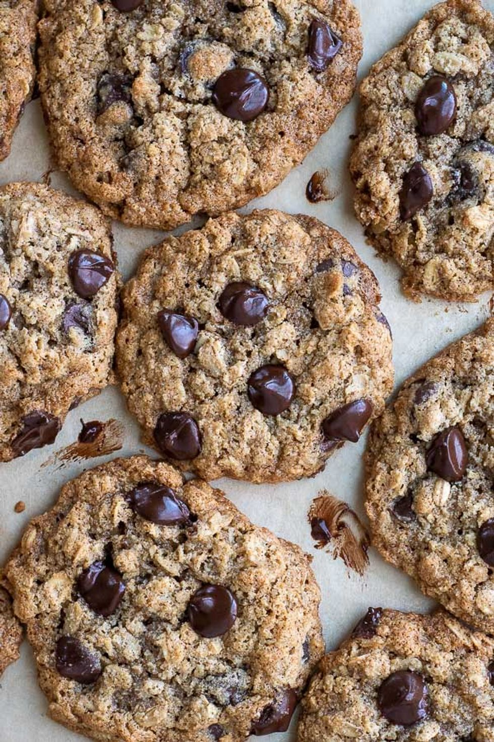 Almond flour oatmeal cookies soft and chewy gluten free