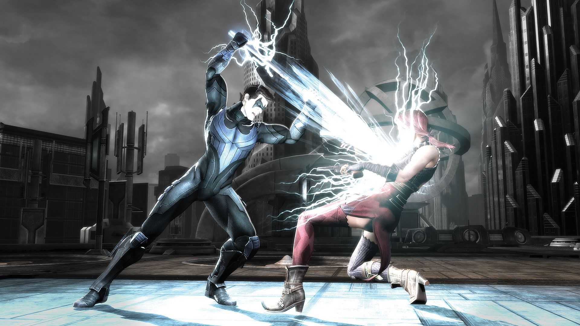 Injustice Gods Among Us Ultimate Edition Affiliate Gods Injustice Edition Ultimate Nightwing Injustice Tv Spot