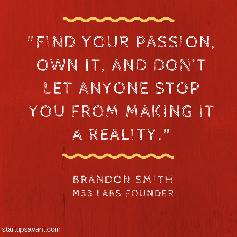 Brandon Smith Is A Startup Veteran With Nearly A Decade Of Experience In The Information Technology Sec Entrepreneur Quotes Brandon Smith Entrepreneur Startups