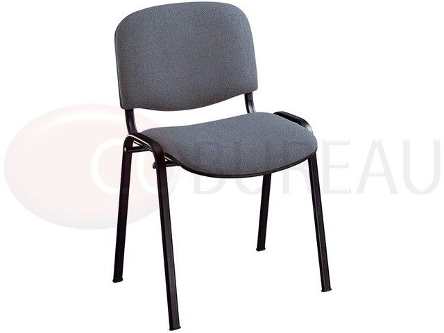 Chaise De Reunion Conference Smart Tissu Chaise La Reunion Tissu