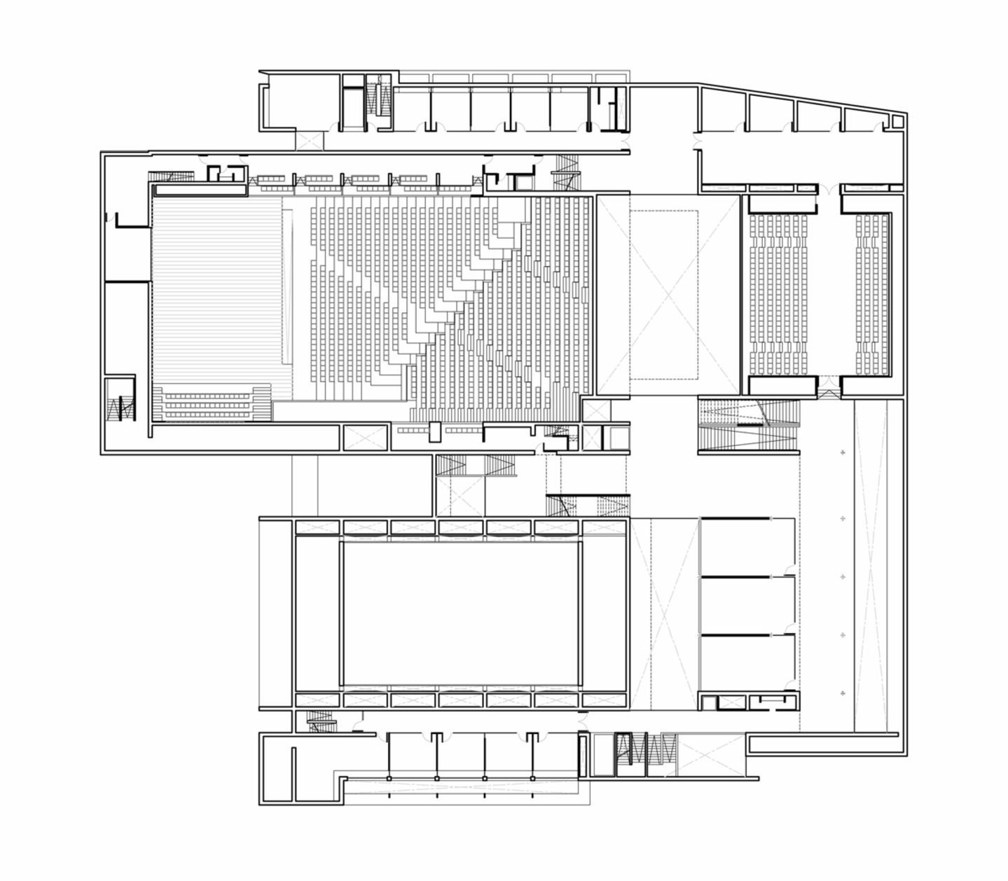 OAB – Ferrater & Asociados, Aleix Bagué · The Castellon Auditorium Center · Divisare