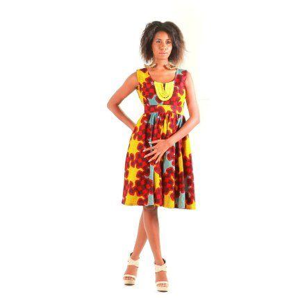 african prints short dresses 12 #africanprintdresses