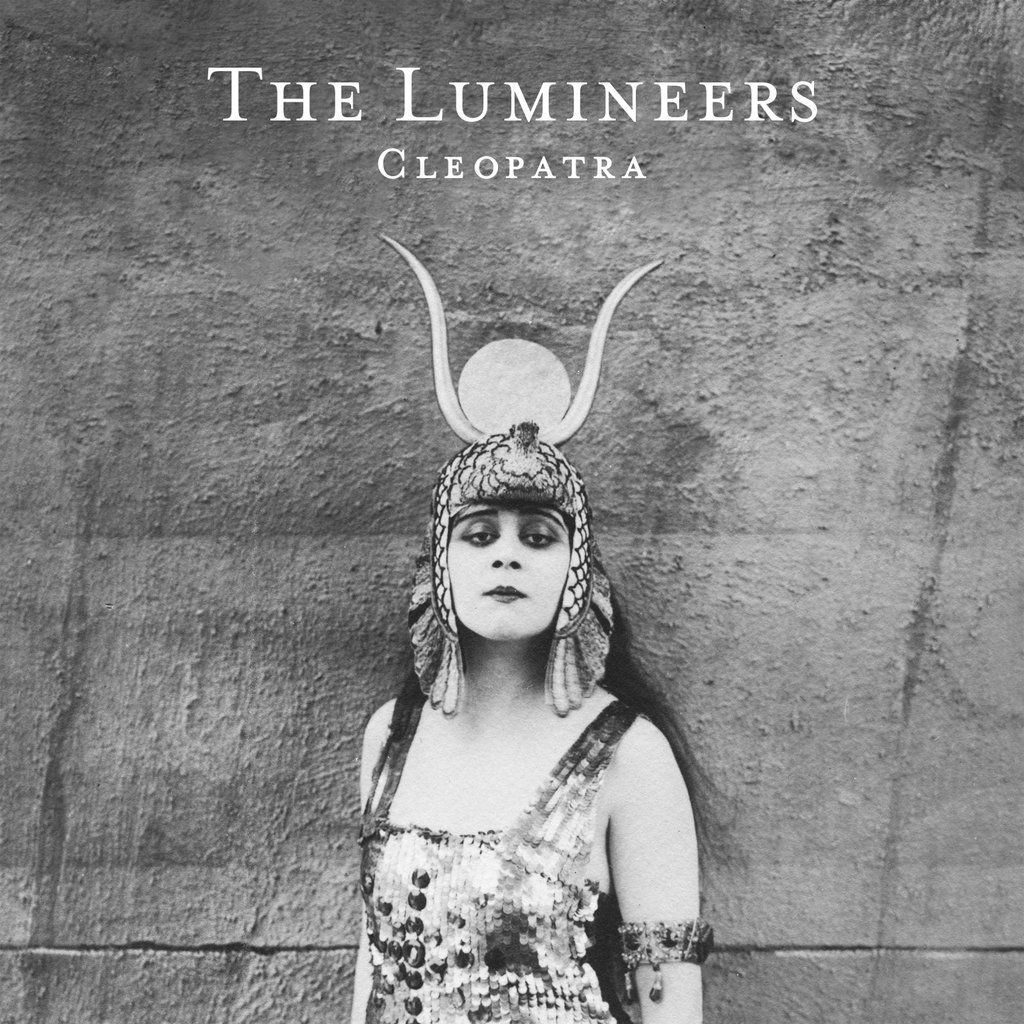 The Lumineers Announce New Album Cleopatra With Single Ophelia And World Tour Dates The Lumineers Capas De Albuns Rock Alternativo