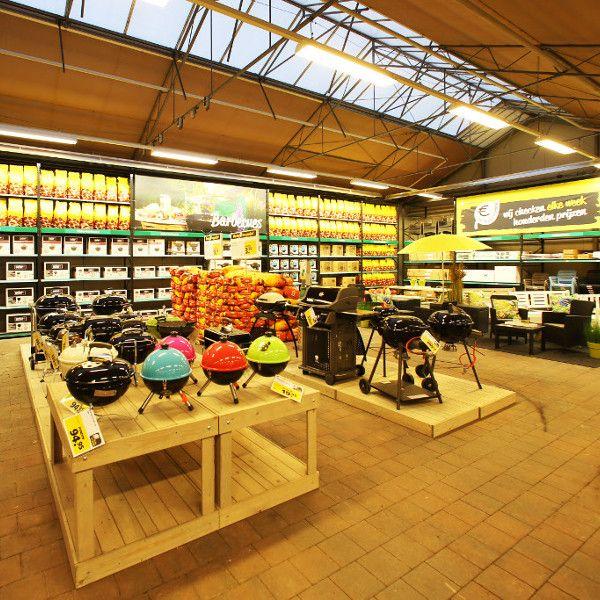 Van Keulen Interieurbouw bouwde en leverde de winkelwagens en het ...