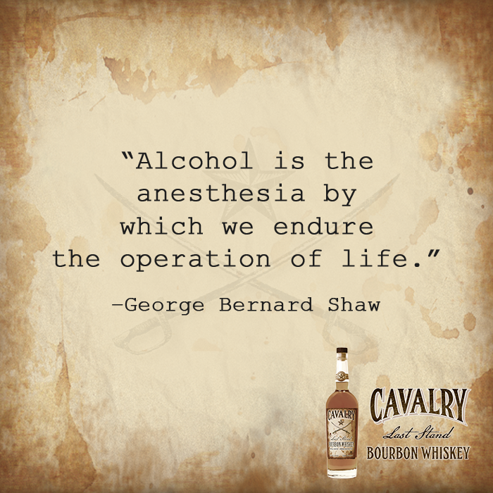 Contact Us - Cavalry Bourbon Whiskey