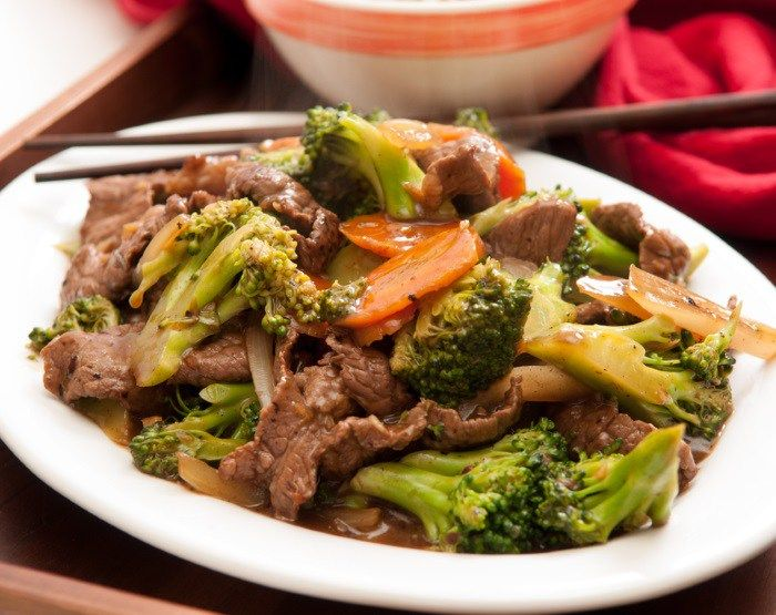 here s a super easy beef broccoli and carrots stir fry recipe for