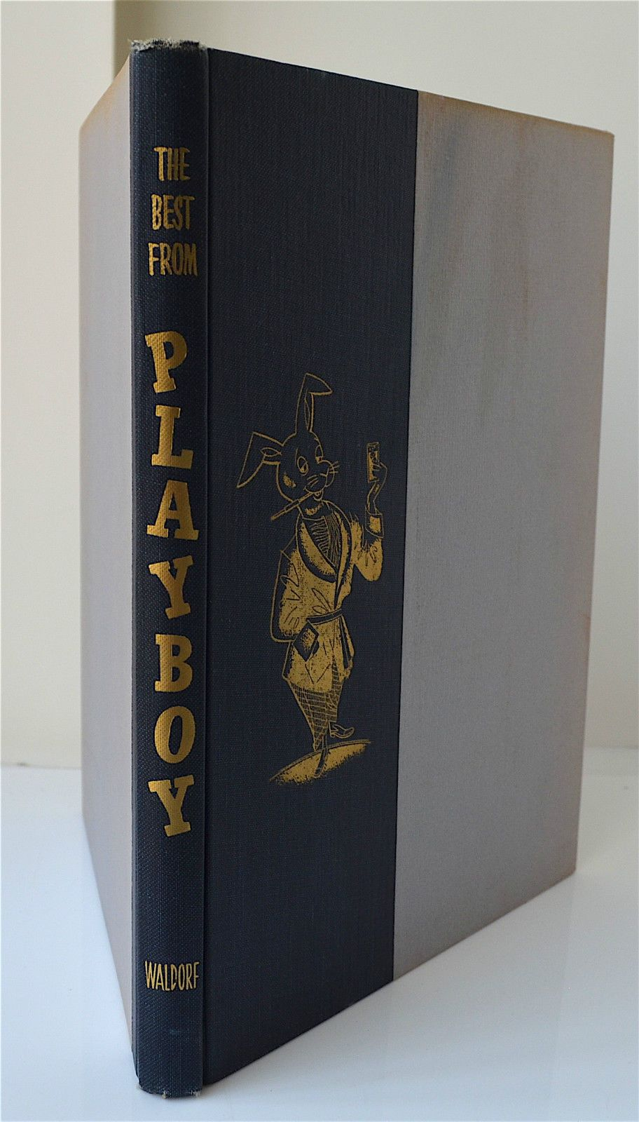 The Best From Playboy 1954 Hardcover Book Edited By Hugh Hefner