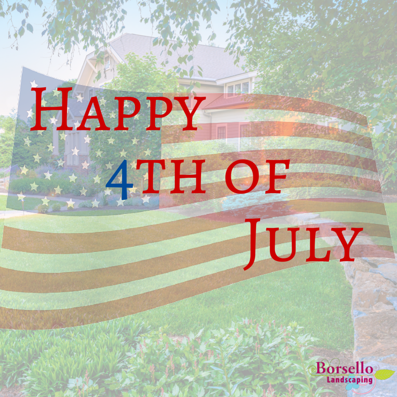Whether you're entertaining at home or visiting family and friends, we hope you enjoy your 4th of July weekend!