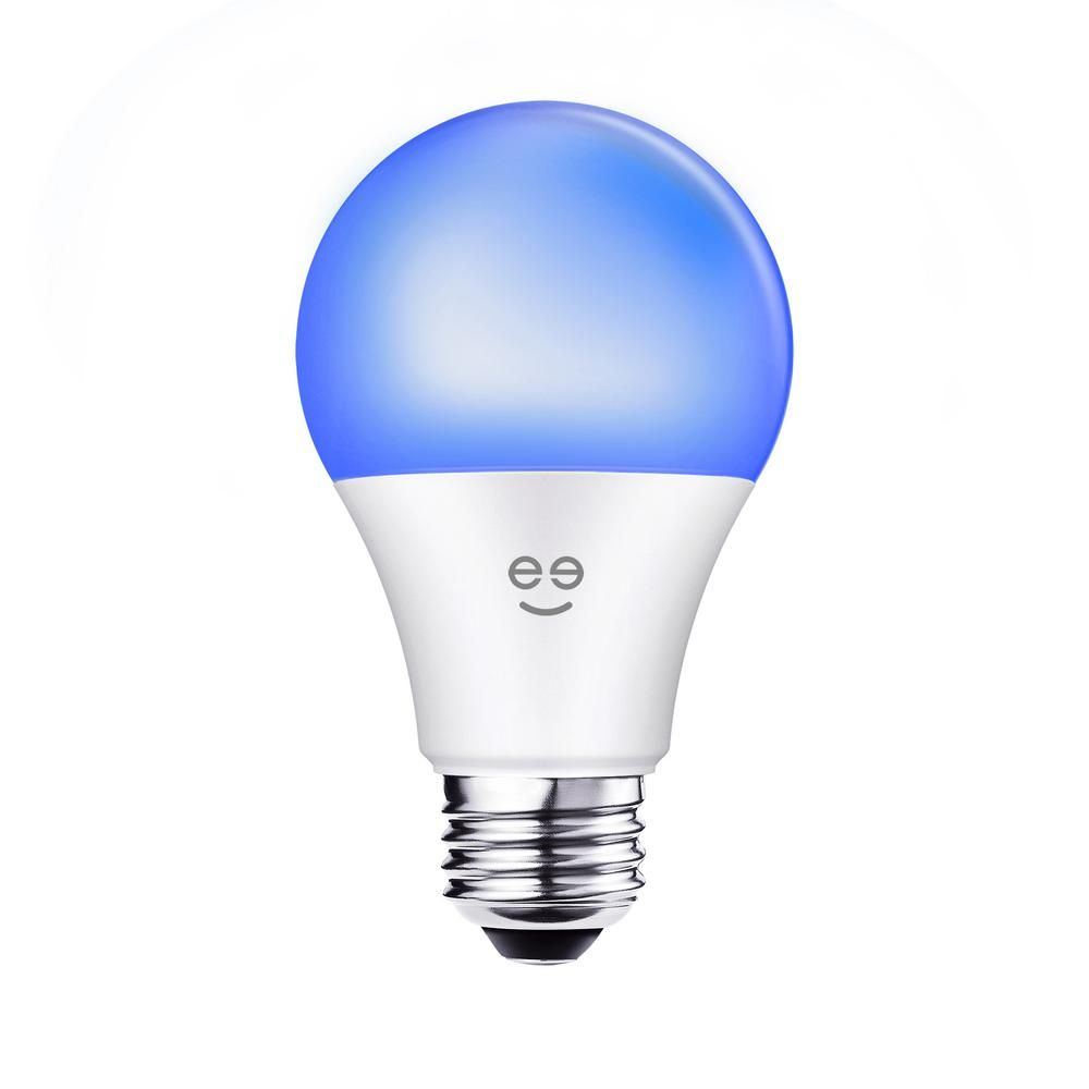 merkury innovations a21 smart light bulb app